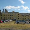 Lake Yellowstone Hotel   - Yellowstone National Park  9-5-05