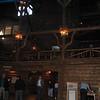 Balcony in Lobby of Old Faithful Inn  - Yellowstone National Park 9-6-05