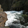 Brink of the Upper Falls  - Yellowstone National Park  9-5-05