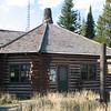 Lake Ranger Station   - Yellowstone National Park  9-5-05
