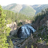 Yellowstone Scene  - Yellowstone National Park  9-5-05