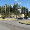 Left Wing - Lake Yellowstone Hotel   - Yellowstone National Park  9-5-05