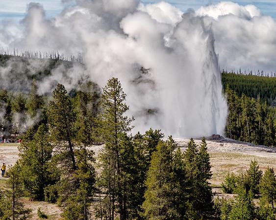 Yellowstone National Park, Old Faithful