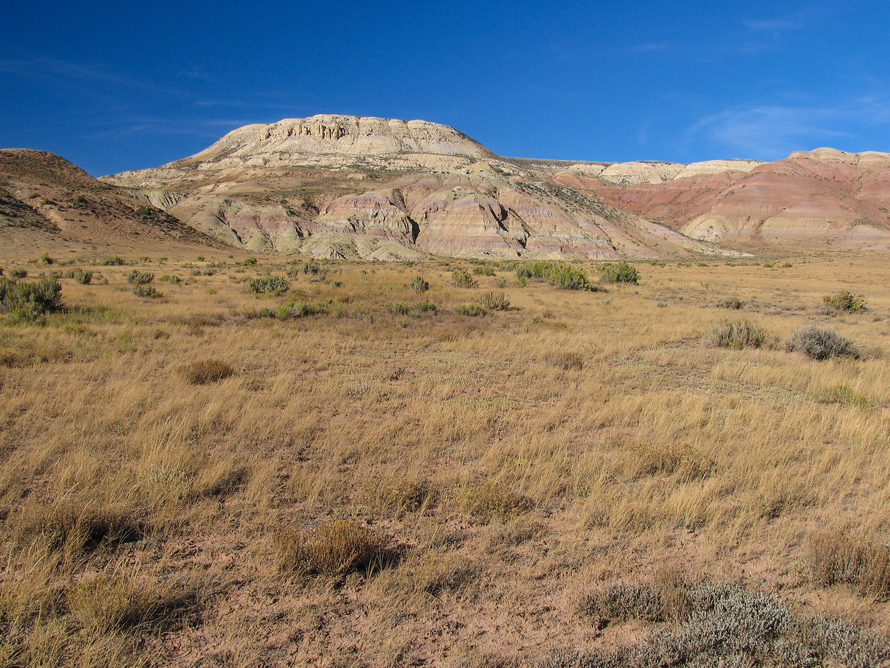 Fossil Butte National Monument - September 2004