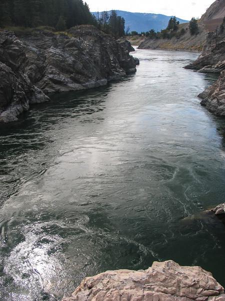 Snake River, Wyoming - September 2004