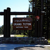 Sunday, 9/12 after traveling through Yellowstone, I arrived at Grand Teton National Park where I would spend the night.
