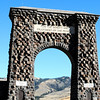 Saturday 9/11 - Northwest Entrance to Yellowstone National Park