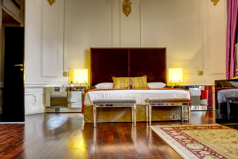 Corner Suite at the Savoy