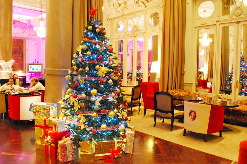 Savoy Hotel - Christmas