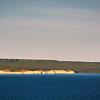 Chubut province coastline
