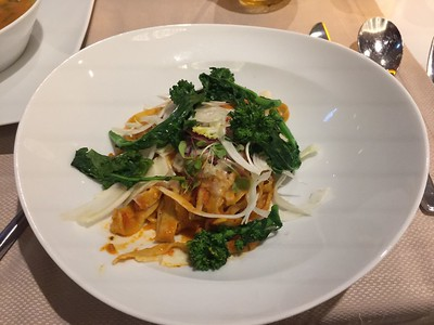 Luminae Dining - Handcut spaghetti