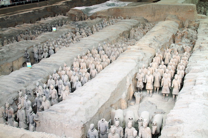 Terracota Warriors