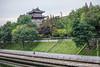 Xian City Wall Guard Tower