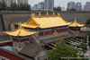Temple at Northwest Corner of Xian City Wall