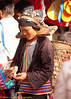 Counting Money At the Xieng Kok Market