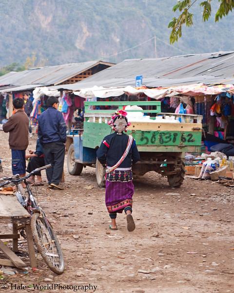 Xieng Kok Market, Luang Namtha Province, Laos