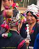 Girl Talk at the Xieng Kok Market, Luang Namtha Province, Laos