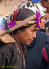 Akha Woman At the Xieng Kok, Laos Market