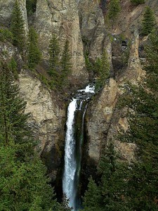 Tower Falls - Yellowstone National Park