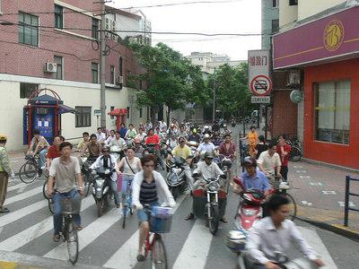 Shanghai Street Photos
