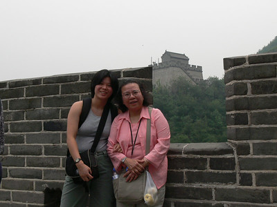 The Great Wall of China - Pictures with People