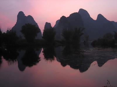 Yangshuo China 2007