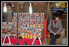 Night Market - toy vendor...