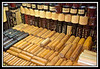 Bamboo scrolls...