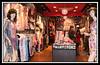 Silk clothing shop...