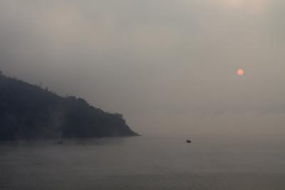 Yangzi Cruise - Meandering China Winter 2009