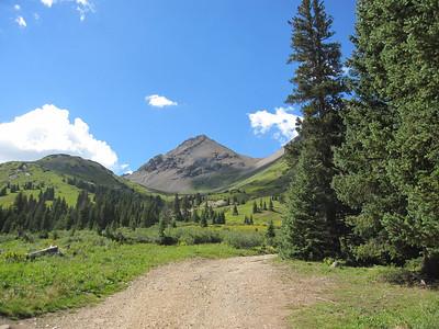 Yankee Boy Basin, Ouray CO - 8/7/2012