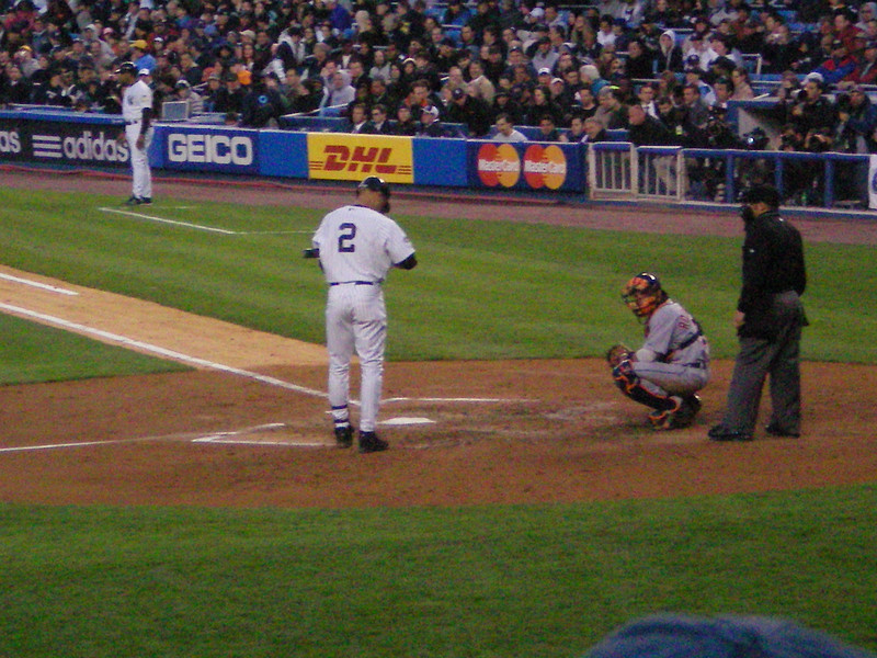 Lots of action to see.  Go Yankees!