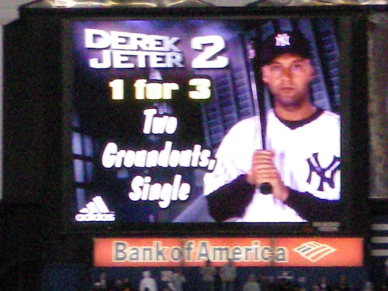 Mr. Superstar, Derek Jeter.