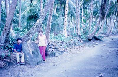 Yap and Palau Islands