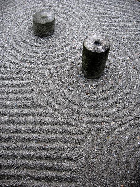 jardín zen del templo de tofukuji, higashiyama, kyoto / 東福寺、東山、京都