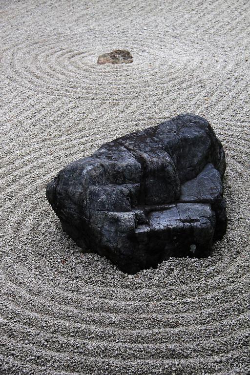 jardín zen del templo de nanzenji, kyoto / 南禅寺、京都