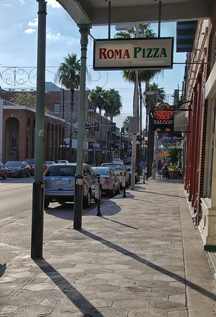 Downtown Ybor City   Oct 2011