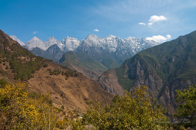 Tiger Leaping Gorge - Yunnan Province, China
