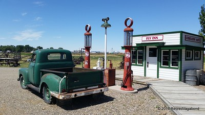 Vehicle Displays - Big Horn County Historical Museum