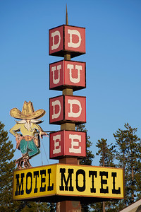 Dude Hotel, West Yellowstone