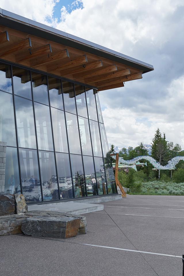 Craig Thomas Discovery Center, Grand Teton NP