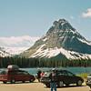 Sinopah Mountain, Two Medicine Lake