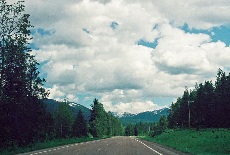 U.S. Highway 2, Montana