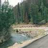 Unnamed stream, Yellowstone East entrance