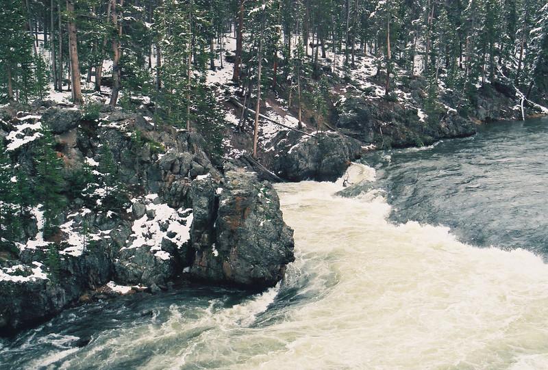 Yellowstone River, rapids