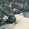 Yellowstone River, rapids