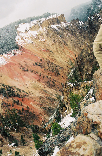 Canyon of the Yellowstone