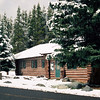 Lake Yellowstone ranger station