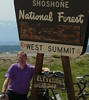 And here's me at the summit.