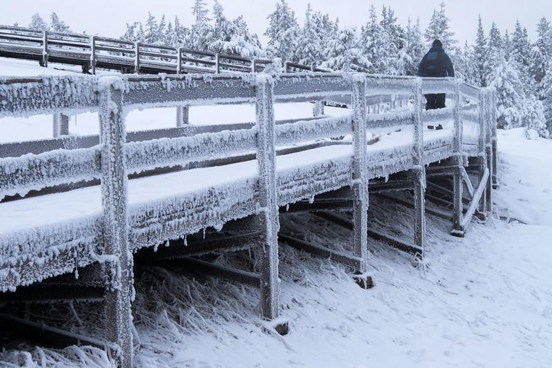 It's hoar frost